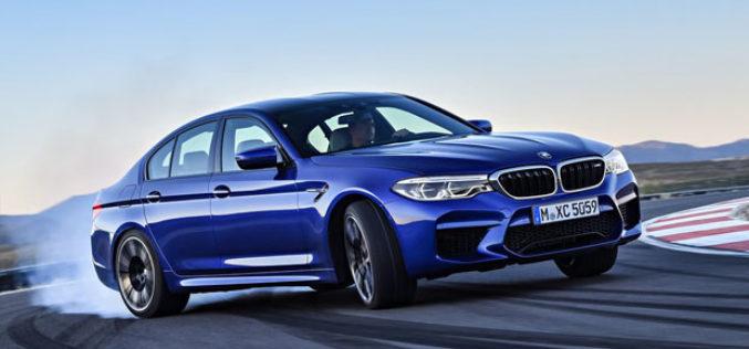 Otkriven novi BMW M5 sa zvaničnim slikama i informacijama