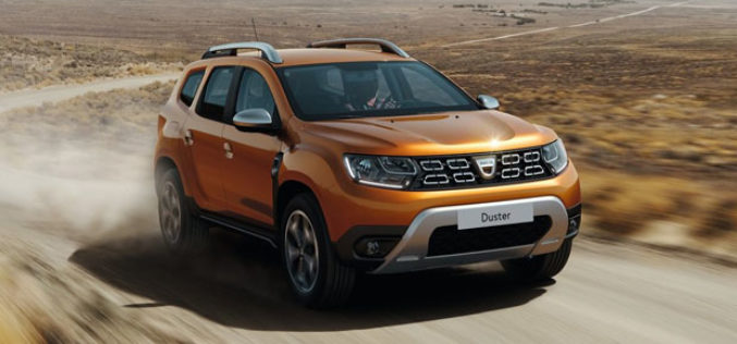 Dacia predstavila novu generaciju Duster modela