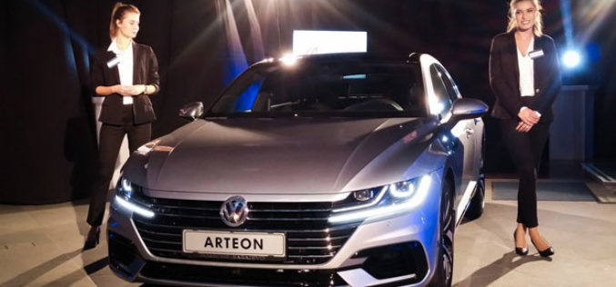 Volkswagen premijerno predstavio novi Arteon u Bosni i Hercegovini