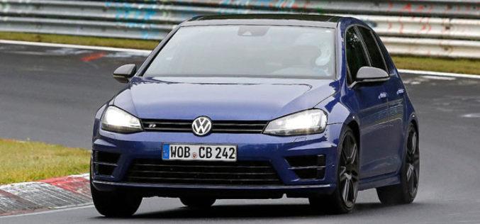 Volkswagen nastavlja razvoj najsnažnijeg Golfa R400
