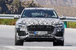 Novi Audi Q8 već fotografisan na javnim cestama!