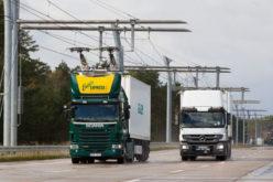 Siemens gradi prvi električni auto put za kamione