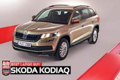 AutoExpress magazin proglasio Škoda Kodiaq za SUV godine