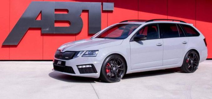 Škoda Octavia RS ABT ušla u klub automobila sa više od 300 KS