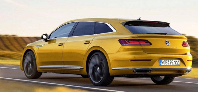 Volkswagen Arteon mogao bi dobiti Shooting Brake izvedbu