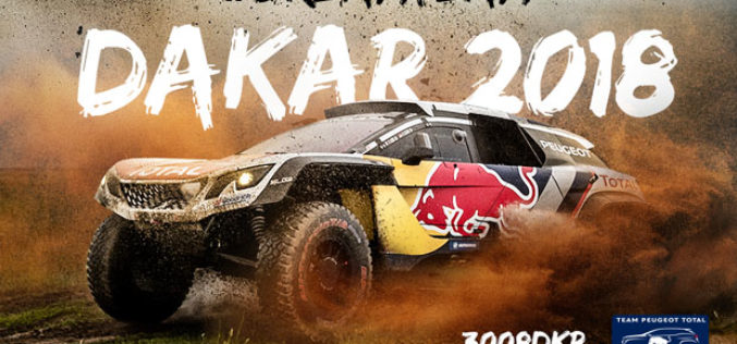 Peugeot Dream Team spreman je za Dakar 2018.!