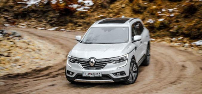 Test: Renault Koleos 2.0 dCI Initiale Paris – Ozbiljan na svim podlogama i situacijama!