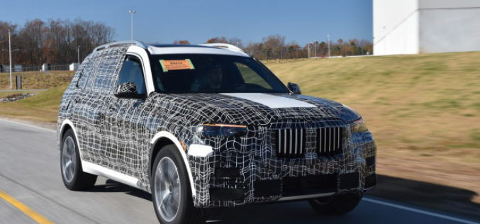 Proizvedeni prvi primjerci BMW X7 modela