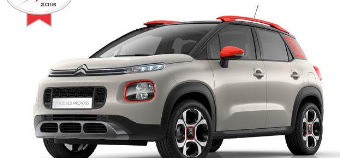 Citroën C3 Aircross osvojio nagradu AUTOBEST 2018