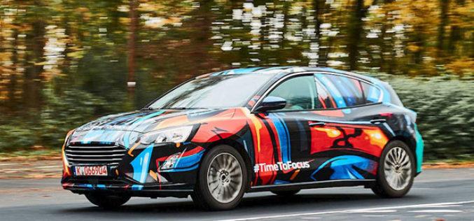 Ford priprema novi Focus za proljeće 2018.