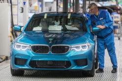 BMW M5 krenuo u serijsku proizvodnju
