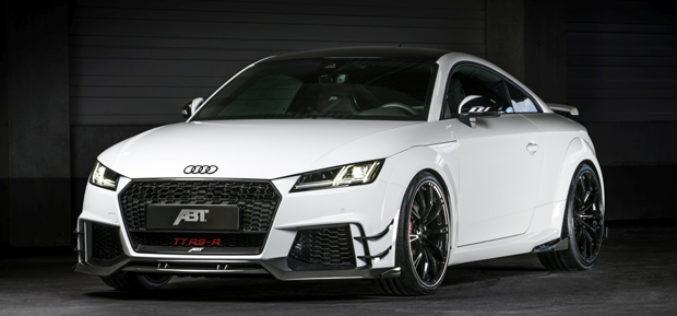 ABT Audi TT RS-R sa 500 KS do 100 km/h leti za 3,4 sekunde