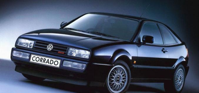 Volkswagen Corrado slavi 30. rođendan!