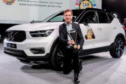 Novi Volvo XC40 proglašen je Evropskim automobilom godine