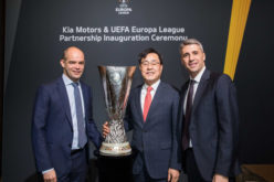 Kia partner fudbalske UEFA Europa League