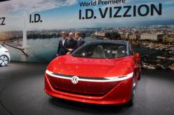 Volkswagen u Ženevi predstavio model budućnosti I.D. VIZZION