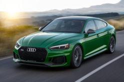 Audi RS5 Sportback – Zeleno je opet hit!