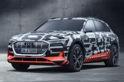 Audi e-tron SUV spreman za proizvodnju