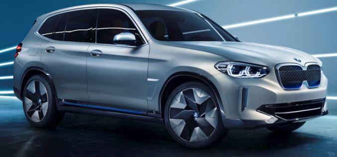 BMW predstavio električni iX3 model