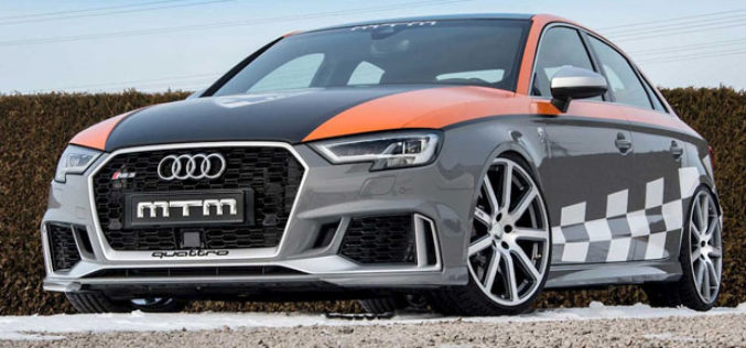 MTM pripremio ultimativni Audi RS3-R sa 572 KS