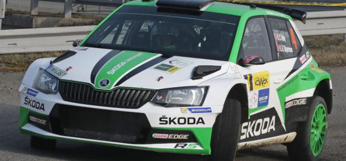 ŠKODA MOTORSPORT organizovala adrenalinsku vožnju šampiona