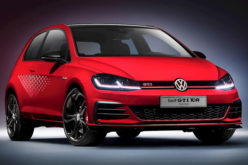 Volkswagen Golf GTI TCR predstavljen na Wörthersee-u