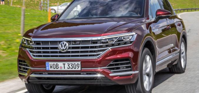 Vozili smo: Novi Volkswagen Touareg 2018. – Njemački kanibal!