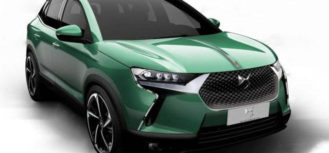 DS Automobili pripremaju mali SUV za sajam u Parizu