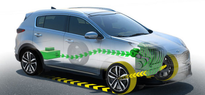 Na jesen stiže Kijin dizelski meki hibridni pogon od 48 volti