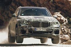 Novi BMW X5 na posljednjim testiranjima prije premijere u Parizu
