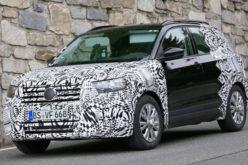 Volkswagen T-Cross uhvaćen na testiranju