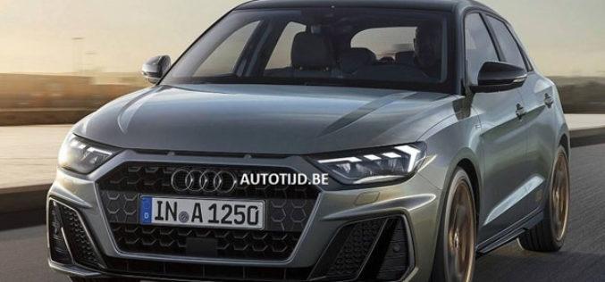Novi Audi A1 spreman za premijeru!
