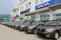 Flota Dacia Logana isporučenamostarskoj kompaniji Moj Taxi