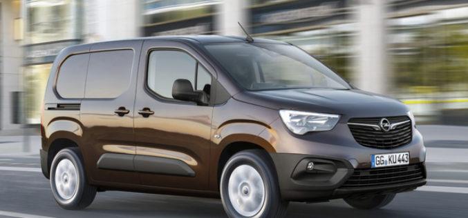 Opel Combo kao višenamjenski transporter