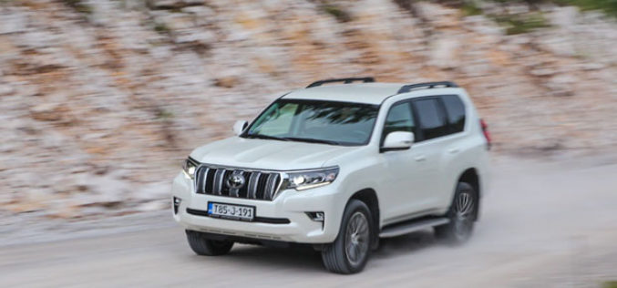 Test: Toyota Land Cruiser 2.8 D-4D Executive – Specijalista za bespuća