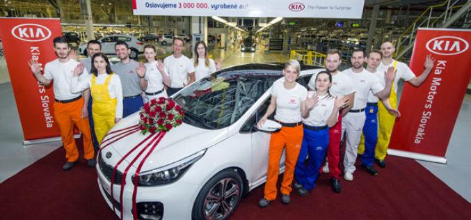Kia u Evropi s 3 miliona vozila sa 7-godišnjom garancijom