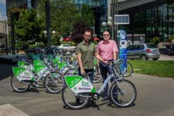 ŠKODA omogućila nabavku deset novih Nextbike bicikala