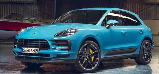 Predstavljen osvježeni Porsche Macan koji prvo stiže u Kinu!