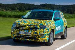 Novi Volkswagen T-Cross prototip već na cesti