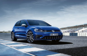 Volkswagen Golf R, 2018