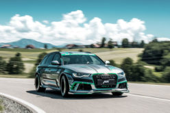 ABT Audi RS6-E monstrum sa 1004 KS!