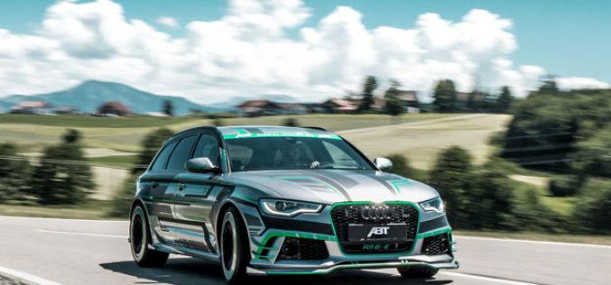 ABT Audi RS6-E monstrum sa 1004 KS!