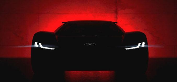Audi PB 18 e-tron najavljuje nasljednika R8 modela