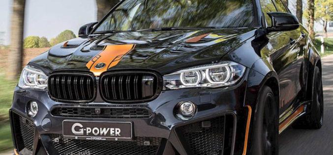 BMW X6 M Typhoon sa 750 KS brži od Lamborghini Urusa