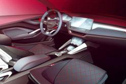 ŠKODA predstavila izgled unutrašnjosti Vision RS Hot Hatch koncept modela