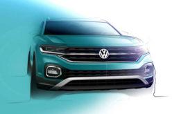 Novi T-Cross –Kompaktni Volkswagenov SUV uvest će se na tržište početkom 2019. godine