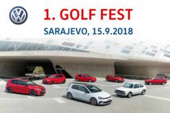 1. Međunarodni Golf Fest u Sarajevu