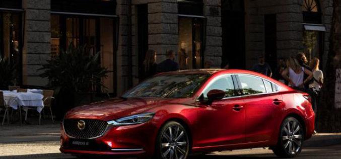 Nova Mazda6 osvojila 5 zvjezdica na Euro NCAP testu