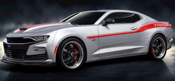 Chevrolet Camaro zadivljuje automobilski svijet sa najvećom snagom ikada!