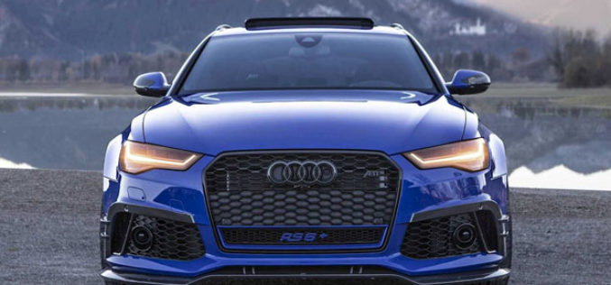 ABT AUDI RS6+ Avant Performance Nogaro Edition